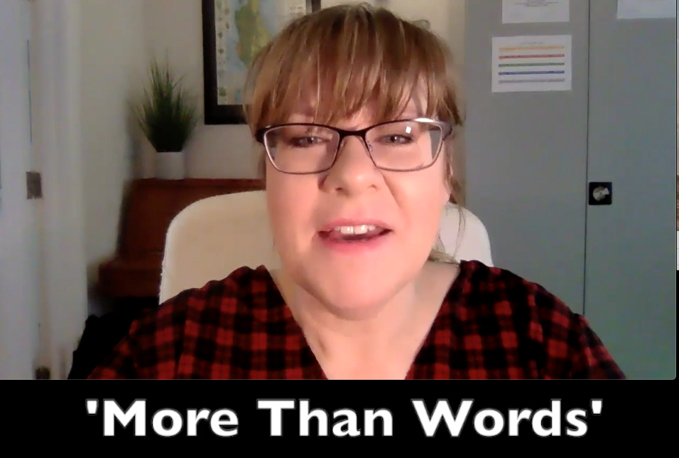 What is 'More Than Words'